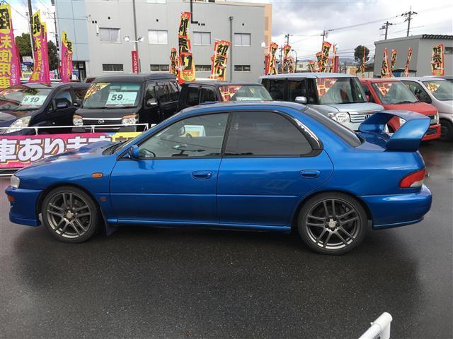 スバル インプレッサ WRX RA STi V LTD 4WD 5MT ETC