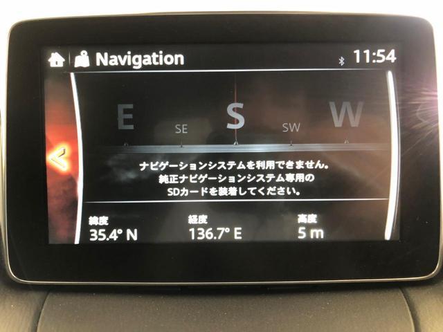 マツダ CX-3 XD ツーリング Lパッケージ 純正メモリナビ 純正AW