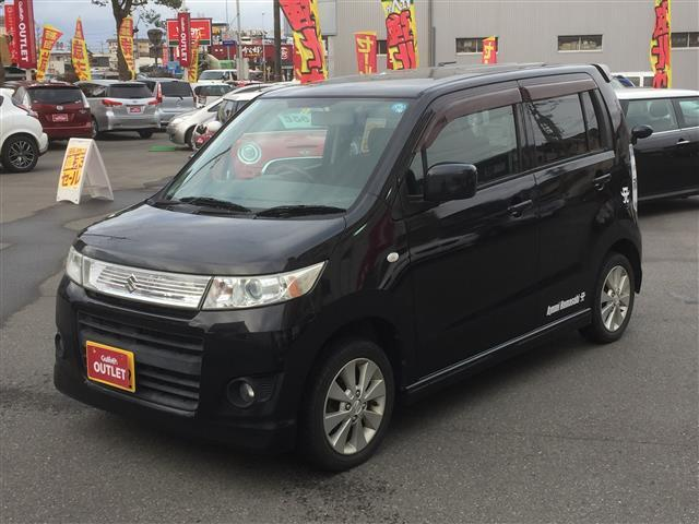 「スズキ」「ワゴンRスティングレー」「コンパクトカー」「福井県」の中古車16