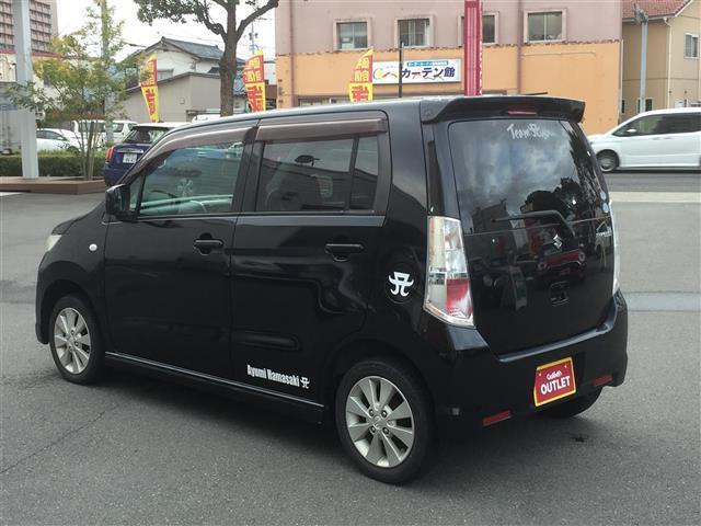 「スズキ」「ワゴンRスティングレー」「コンパクトカー」「福井県」の中古車18