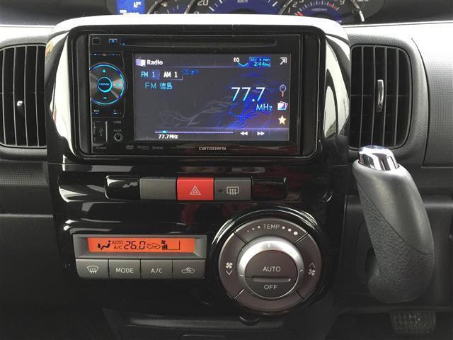 ダイハツ タント カスタム X ワンオーナー 4WD アイドリングストップ