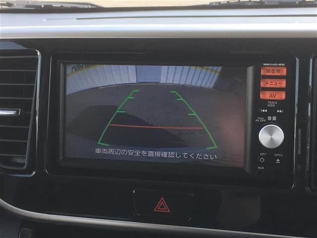 カスタムT 純正メモリナビ フルセグ 両側パワスラ Bカメラ(5枚目)