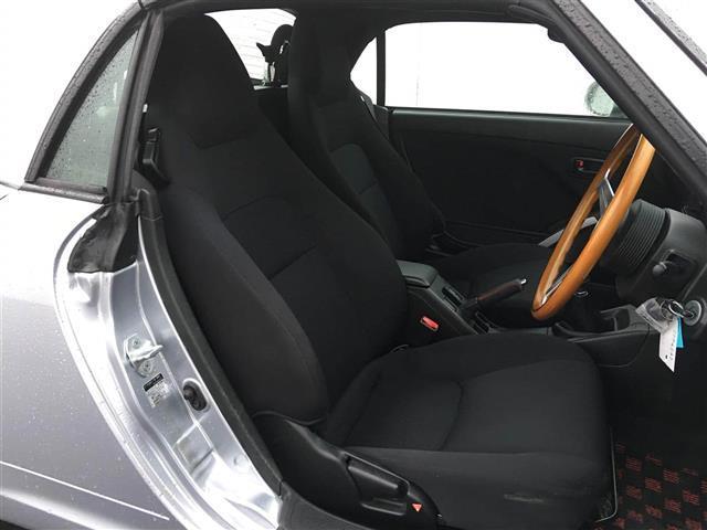 アクティブトップ ウッドハンドル ETC オープンカー(11枚目)