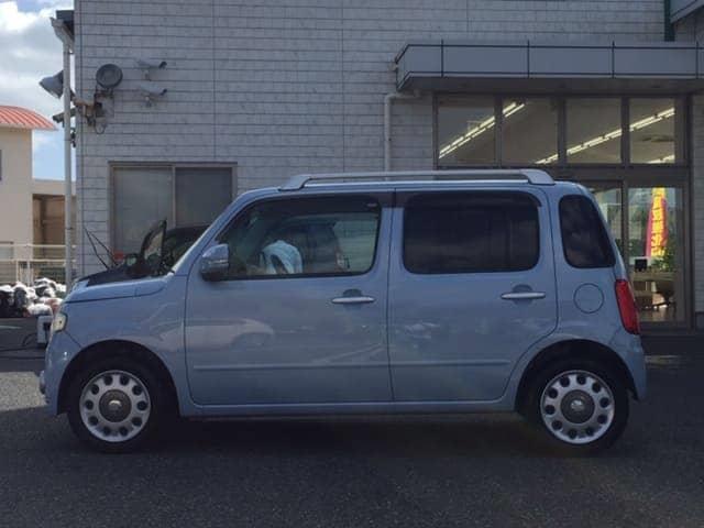 「ダイハツ」「ミラココア」「軽自動車」「富山県」の中古車10