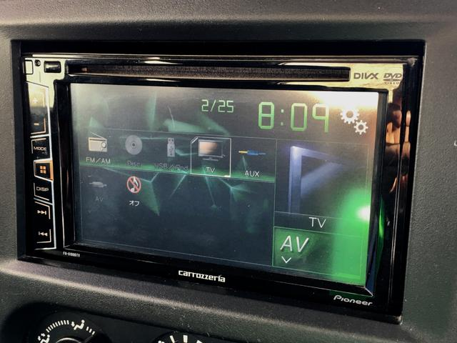 5MT 4WD ETC CD DVD ワンセグ リフトアップ(3枚目)