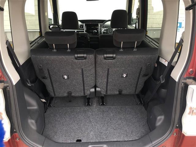 カスタム RS SA 4WD両側パワースライドドア 純正AW(12枚目)