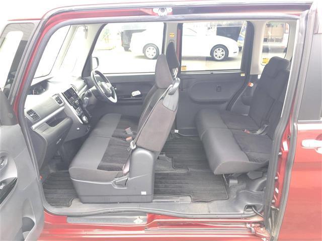カスタム RS SA 4WD両側パワースライドドア 純正AW(16枚目)