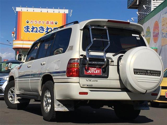 「トヨタ」「ランドクルーザー100」「SUV・クロカン」「群馬県」の中古車2