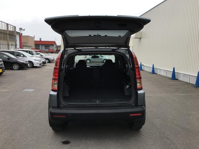 18X 4WD ナビ ワンセグ ドアバイザー ETC(9枚目)