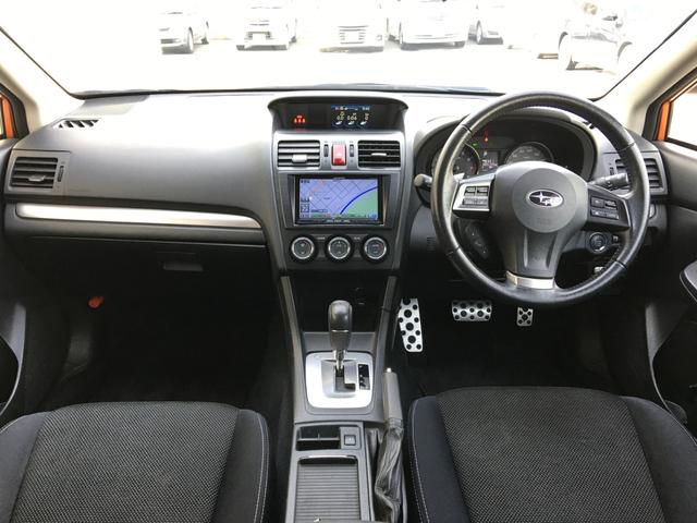 2.0i-L アイサイト 4WD ワンオーナー ナビTV(9枚目)