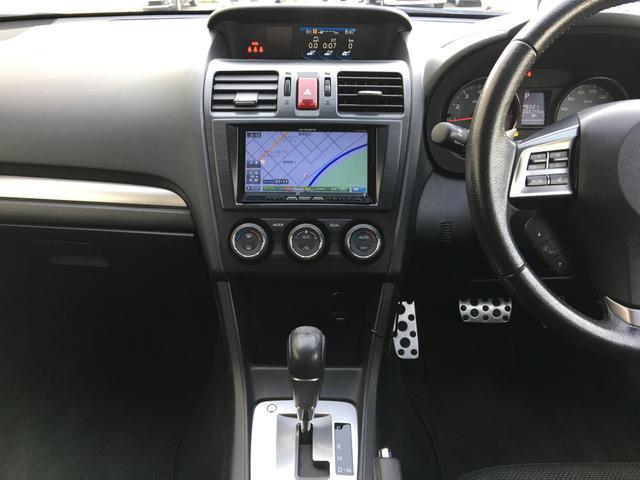 2.0i-L アイサイト 4WD ワンオーナー ナビTV(10枚目)