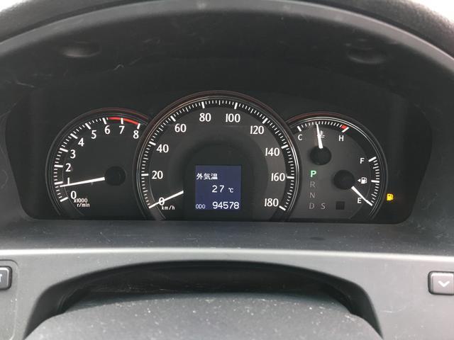 2.5アスリートi-Four ナビパッケージ 4WD 本革シート SR 純正AW積込 ナビ フルセグ(16枚目)