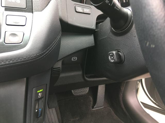 2.5アスリートi-Four ナビパッケージ 4WD 本革シート SR 純正AW積込 ナビ フルセグ(18枚目)