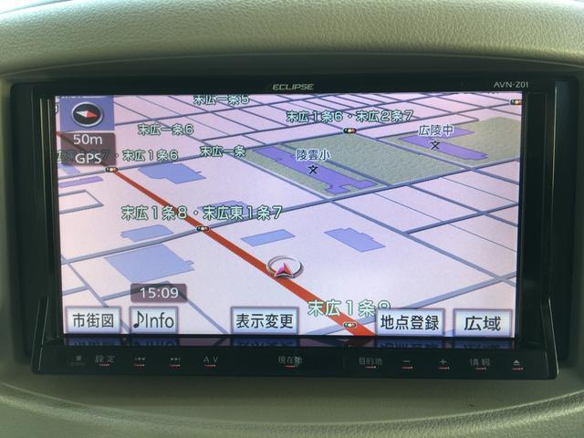 15X FOUR Mセレクション 4WD プッシュスタート ナビ フルセグ 社外AW(11枚目)