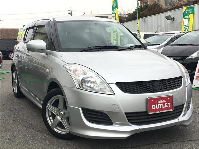 「スズキ」「スイフト」「コンパクトカー」「栃木県」の中古車11