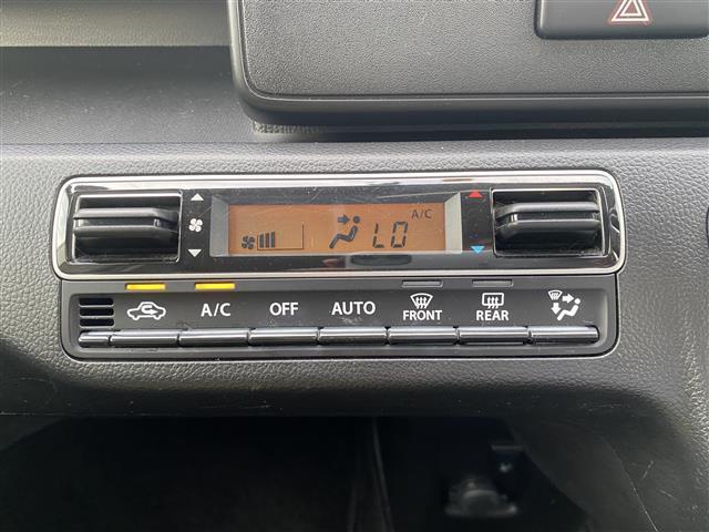 ハイブリッドFX 社ナビ/フルセグ/アイドリングストップ/LEDヘッドライト/電動格納ミラー/リモコンキー/D席シートヒーター/社外フロアマット/横滑り防止装置(6枚目)