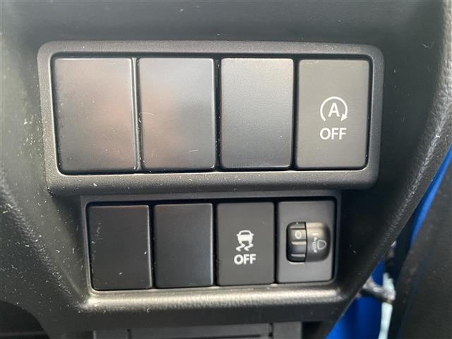 ハイブリッドFX 社ナビ/フルセグ/アイドリングストップ/LEDヘッドライト/電動格納ミラー/リモコンキー/D席シートヒーター/社外フロアマット/横滑り防止装置(7枚目)