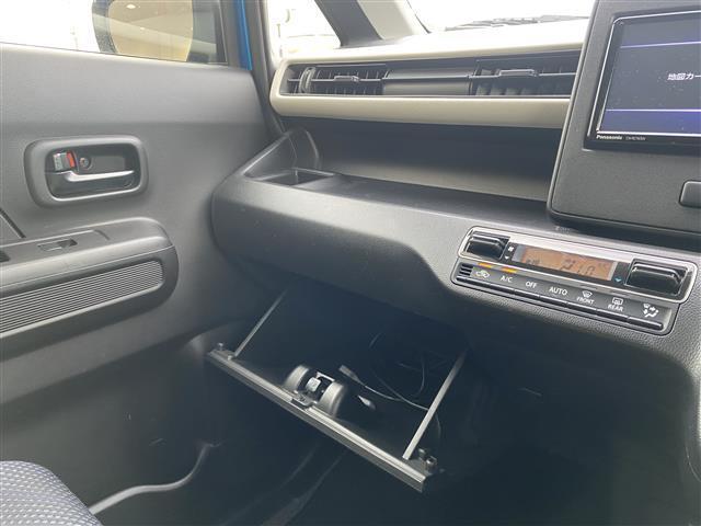 ハイブリッドFX 社ナビ/フルセグ/アイドリングストップ/LEDヘッドライト/電動格納ミラー/リモコンキー/D席シートヒーター/社外フロアマット/横滑り防止装置(29枚目)
