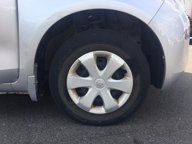 トヨタ パッソ X 4WD CDオーディオ