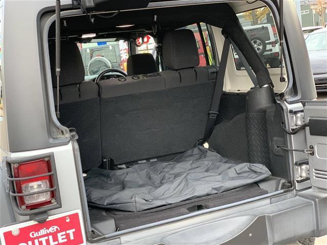 「その他」「クライスラージープ ラングラーアンリミテッド」「SUV・クロカン」「石川県」の中古車8