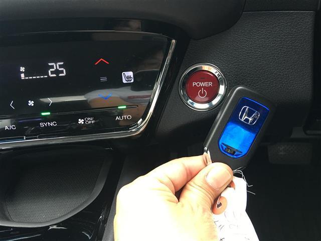 ホンダ ヴェゼル Z シティブレーキ LEDオートライト クルコン 禁煙車
