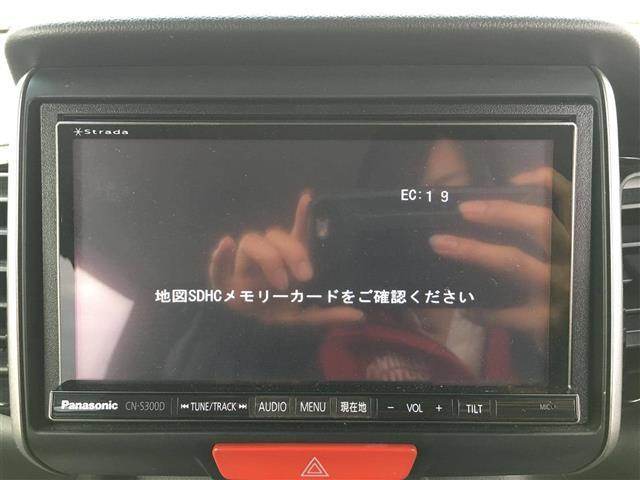 カスタムGターボパケ ナビ Bカメラ 両側電動 社外AW(7枚目)