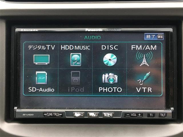 G 社外HDDナビ 地デジ ETC 車検R2年9月(5枚目)