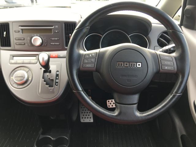 RSリミテッド RS Limited ターボ スマートキー 保証書・取説 記録簿H23 25 27 29R1年あり MOMOステ 純正CD HID スペアキー ステアリングスイッチ 純正フロアマット(7枚目)