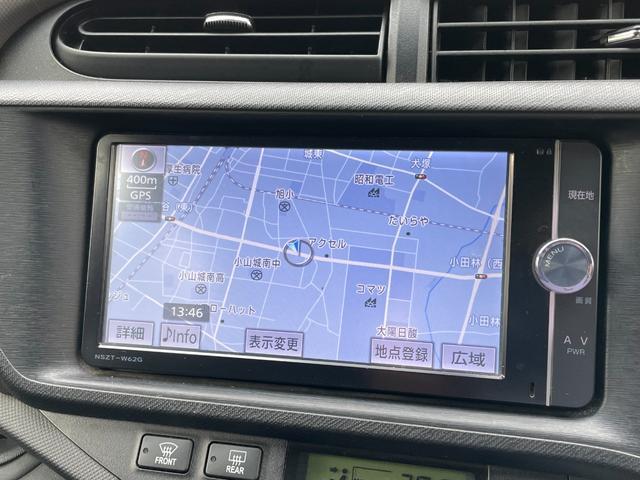 G 純正メモリナビ/フルセグ/Bluetooth/HIDヘッドライト/オートライト/フォグ/ETC/スマートキー/純正エアロ/純正15インチアルミ(4枚目)