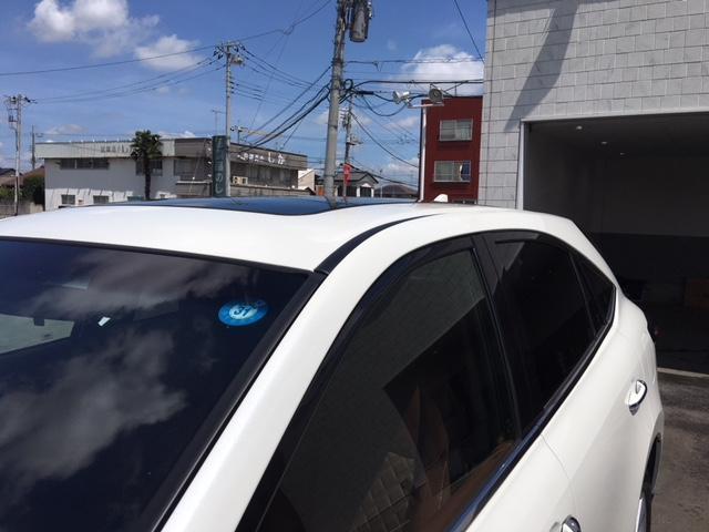 トヨタ ハリアー エレガンス  セーフティセンス ハーフレザー LEDライト