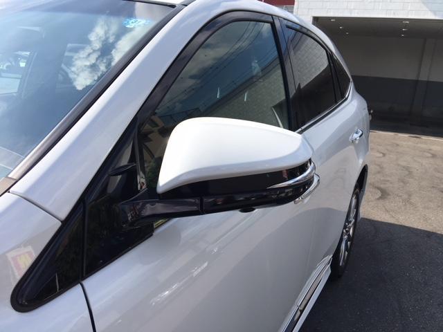 トヨタ ハリアー プログレスメタル&レザーPHG  JBLナビ SR モデ