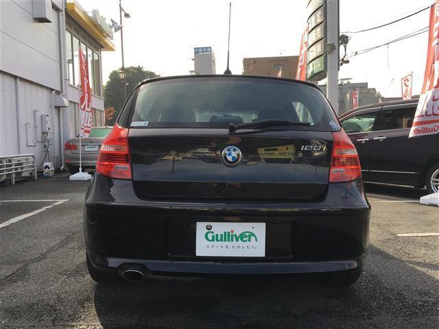 BMW BMW 120i 革シート HDDナビ Bカメラ HID ETC