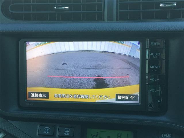 トヨタ アクア G1オーナー SDナビ ワンセグ スマートキー Bカメラ