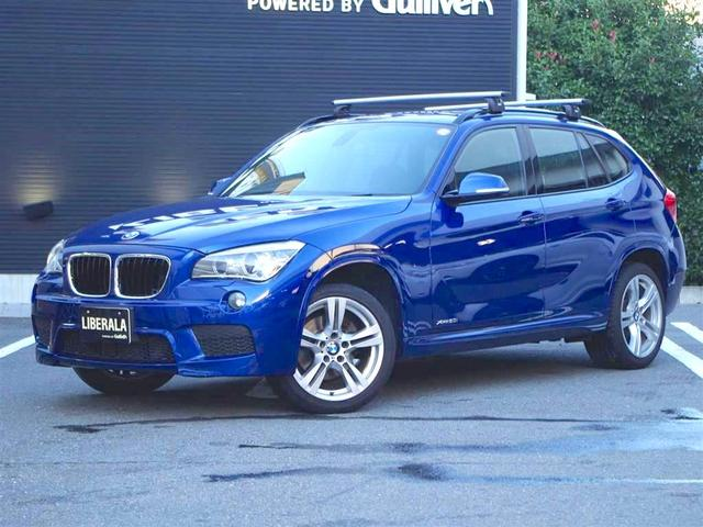 BMW BMW X1 xDrive 20i Mスポーツ 4WD HDDナビ HID