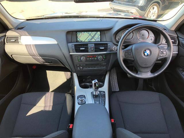 BMW BMW X3 xDrive 20d ブルーパフォーマンス パノラマルーフ