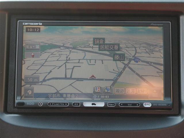 RS HDDナビ フルセグTV ETC スマートキー HID(18枚目)