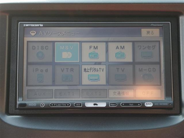 RS HDDナビ フルセグTV ETC スマートキー HID(19枚目)
