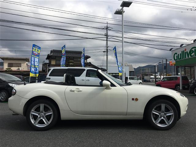 「マツダ」「ロードスター」「オープンカー」「山口県」の中古車12