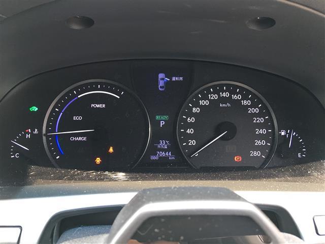 600hLエグゼクティブP 4WD SR 本革シート ナビ(8枚目)