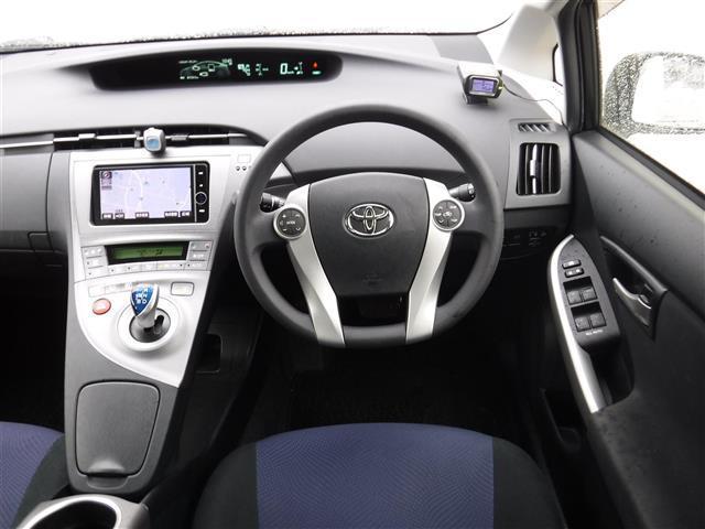 トヨタ プリウス S ツーリングセレクション 純HDDナビ  フルセグTV