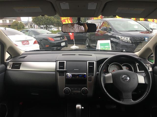 「日産」「ティーダ」「コンパクトカー」「福島県」の中古車3