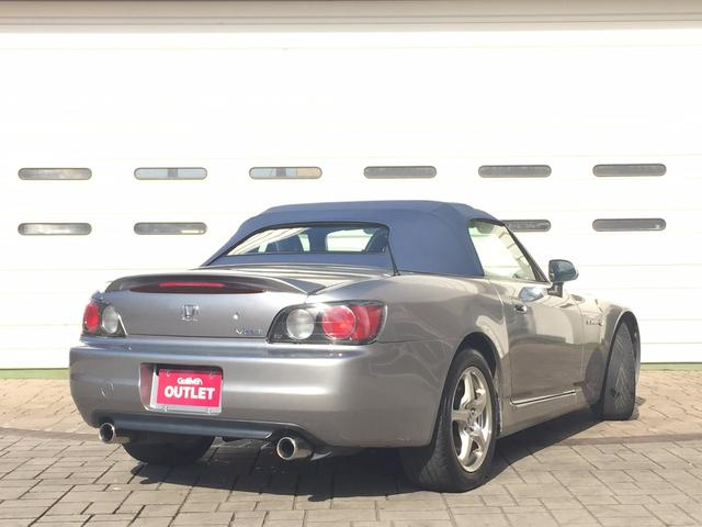 ホンダ S2000 タイプV  6MT ワンオーナー  赤レザーシート