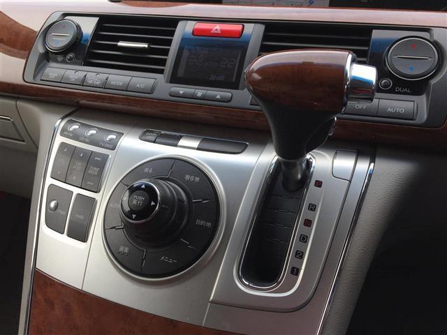 プレステージ S HDDナビ SP 両側電動ドア 後席モニタ(7枚目)