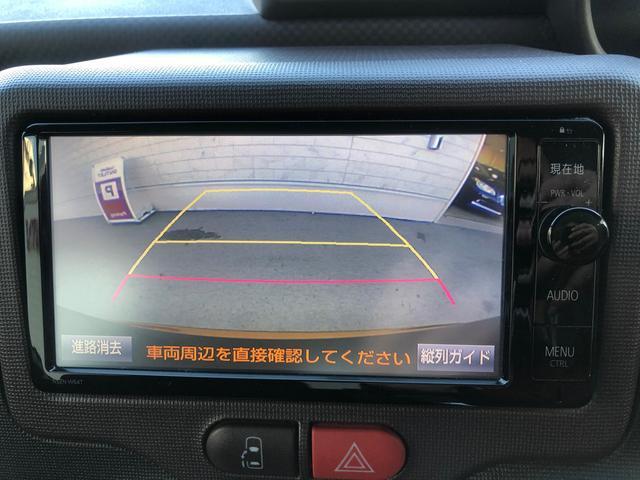 【バックモニター】安全確認もできます。駐車が苦手な方にもオススメな便利機能です。