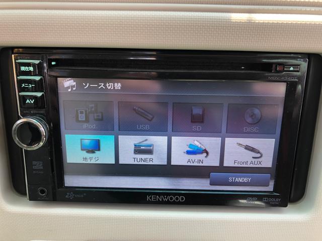 ココアプラスX 社外ナビ DVD再生 アイドリングストップ(9枚目)