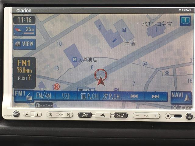 XG エアロ HDDナビ ETC パワステ パワーウインドウ(3枚目)