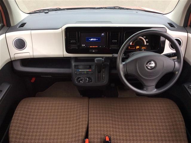 日産 モコ S FOUR 4WD ワンオーナー メモリナビ フルセグ