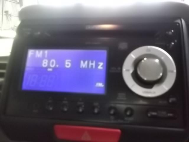 ホンダ N BOX G ワンオーナー スマートキー CDオーディオ