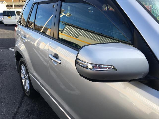 スズキ エスクード 2.4XG 4WD ワンオーナー スマートキー
