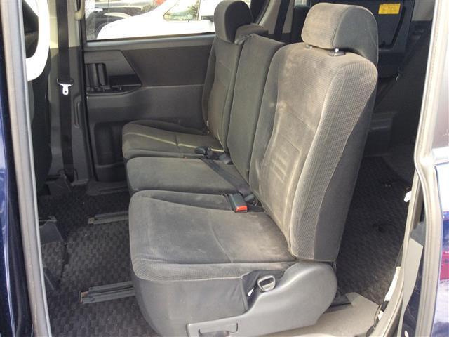 トヨタ ヴォクシー X Lエディション 後席モニター HDDナビ パワスラ